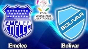 Боливар - Эмелек