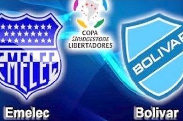 Прогноз на 6-ой тур Кубка Либертадорес. «Боливар» — «Эмелек»