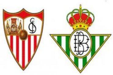 Прогноз на матч 33-го тура испанской Примеры «Бетис» — «Севилья»
