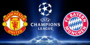 Бавария - Манчестер Юнайтед