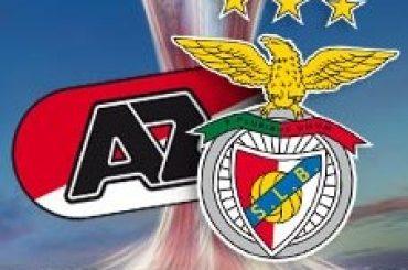 Прогноз на матч четвертьфинала Лиги Европы «Аз Алкмаар» — «Бенфика»