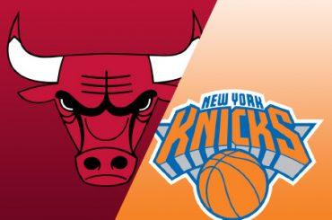 Прогноз на матч Национальной Баскетбольной Ассоциации Нью-Йорк «Никс» — Чикаго «Буллз»