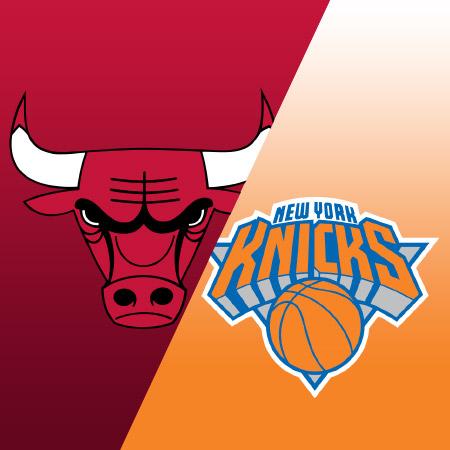 Нью-Йорк «Никс» - Чикаго «Буллз»