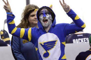 Прогноз на матч Национальной Хоккейной Лиги «Миннесота» — «Сент-Луис»