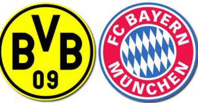 Прогноз на матч немецкой Бундеслиги «Бавария» — «Боруссия Дортмунд»