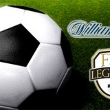 Легенды мирового футбола сойдутся лицом к лицу под спонсорством БК «William Hill»