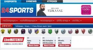 Букмекерская контора 24sportsweb