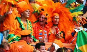 Бразилия - Нидерланды