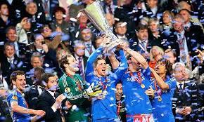 Ответные матчи Лиги Чемпионов и Европы
