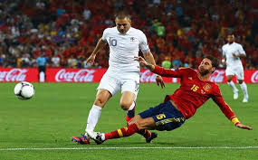 Франция – Испания