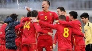 Литва U21 - Англия U21