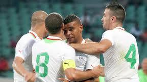 Алжир – Мали