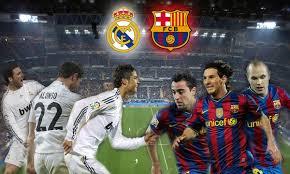 Реал – Барселона