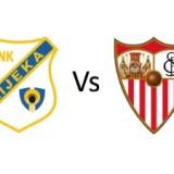 Лига Европы. Победа «Риеки» над «Севильей» будет означать выход в плей-офф. Рельно ли?