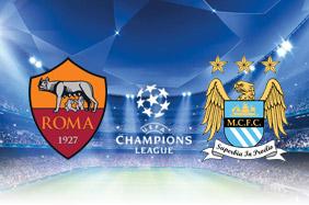 Рома – Манчестер сити
