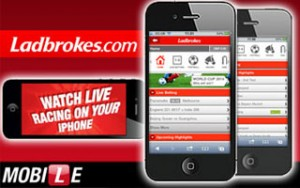 Ladbrokes обновил интерфейс сайта
