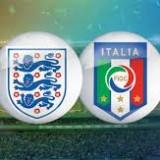 Прогноз. Товарищеский матч. Чего нам ждать от игры Италии и Англии?