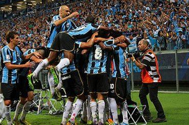 Прогноз. Чемпионат Бразилии. Победа Гремио в игре с Фигейренсе