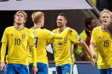 Прогноз. ЧМ-2018. Победа Швеции в игре с Болгарией